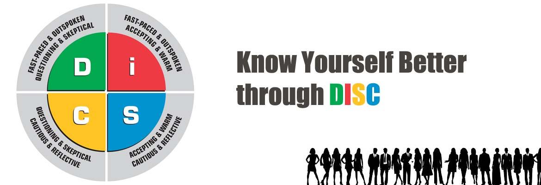 DISC banner