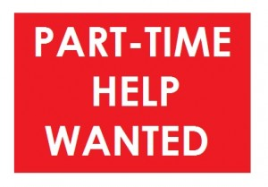 part time job featured